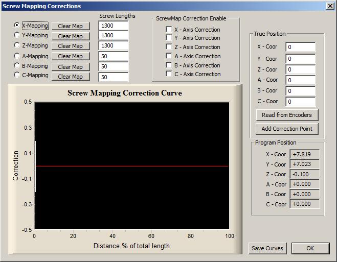 Screw Mapping | MachMotion